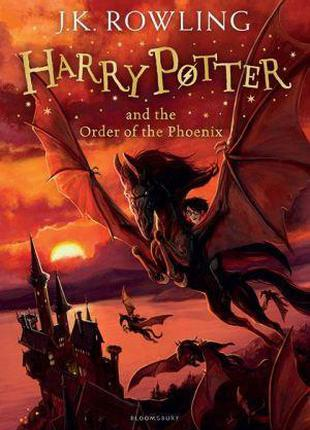 Harry Potter and the Order of the Phoenix (Children's Edition)