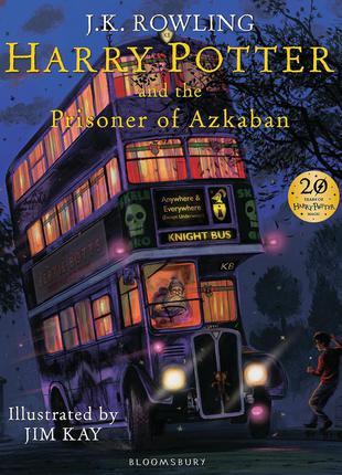 Книга Harry Potter and the Prisoner of Azkaban (Illustrated Ed...