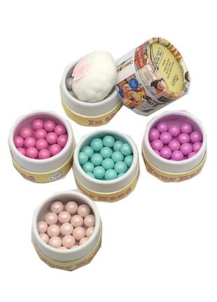 Хайлайтер в шариках The Balm Розовый