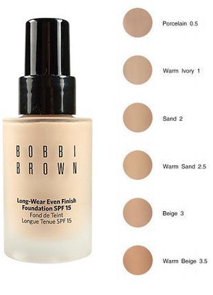 Тональный крем Bobbi Brown Long-wear Even Finish 2.5