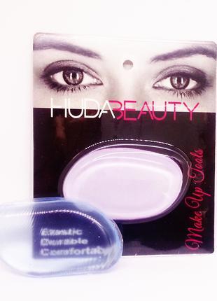 Силиконовый спонж для лица Huda Beauty