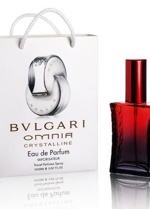 Bvlgari Omnia Crystalline - Travel Perfume 50ml