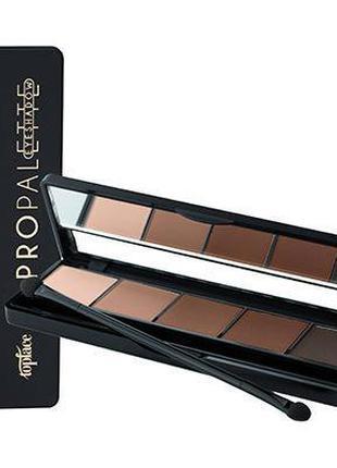 Палитра Теней Для Век Pro Palette Topface PT501 008