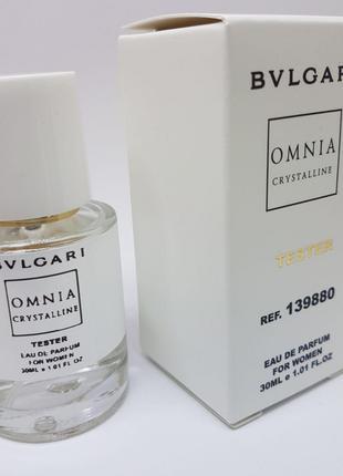 Bvlgari Omnia Crystalline Масляный тестер 30 мл