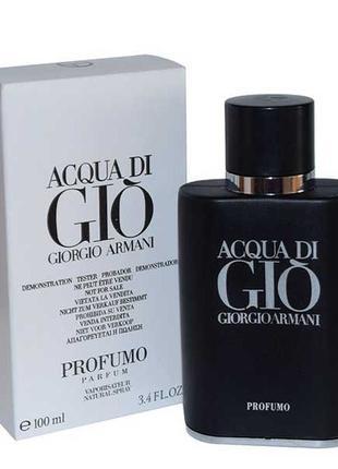 Giorgio Armani Acqua Di Gio Profumo edp 100ml TESTER