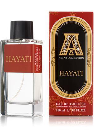 Attar Collection Hayati - Travel Spray 100ml