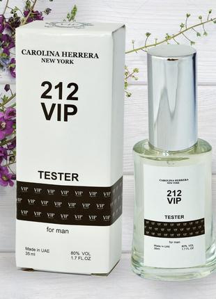 Carolina Herrera 212 VIP Men - Tester 35ml