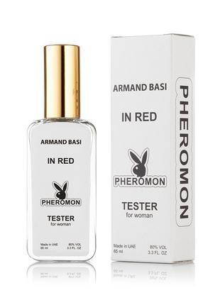 Armand Basi In Red - Pheromon Tester 65ml