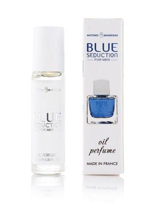 Antonio Banderas Blue Seduction for men - Масло 10 мл