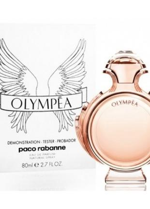 Paco Rabanne Olympea edp 80ml Tester