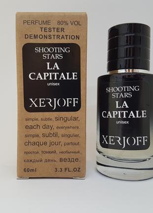Xerjoff Shooting Stars La Capitale - Selective Tester 60ml