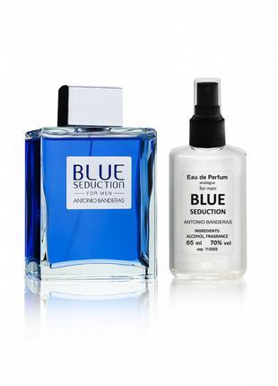 Antonio Banderas Blue Seduction For Men - Parfum Analogue 65ml