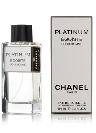Chanel Egoiste Platinum - Travel Spray 100ml