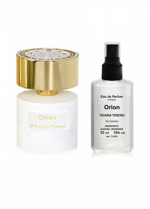 Tiziana Terenzi Orion - Parfum Analogue 65ml