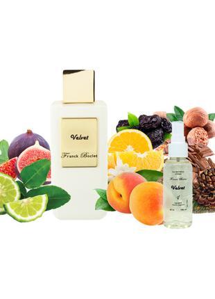 Franck Boclet Velvet - Parfum Analogue 68ml