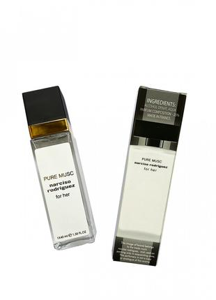 Narciso Rodriguez Pure Musc for her - Travel Perfume 40ml