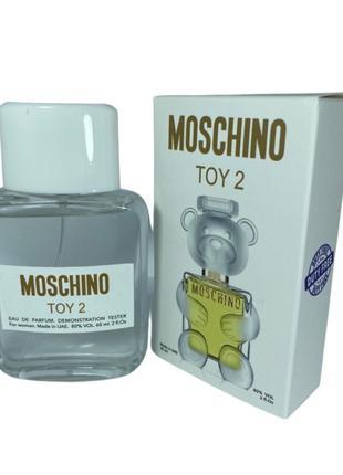 Moschino Toy 2 - Free Tester 60 ml