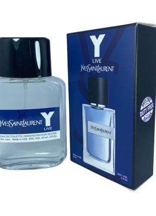 Yves Saint Laurent Y - Free Tester 60 ml