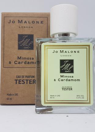 Jo Malone Mimosa and Cardamom - Quadro Tester 60ml
