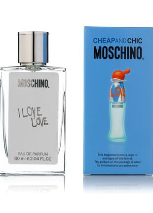 Moschino I Love Love - Travel Spray 60ml
