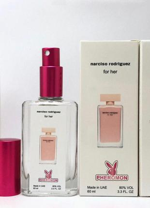 Narciso Rodriguez For Her - Pheromon Color 60ml