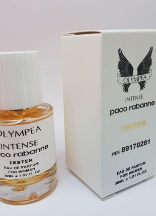 Paco Rabanne Olympea Intense Масляный тестер 30 мл