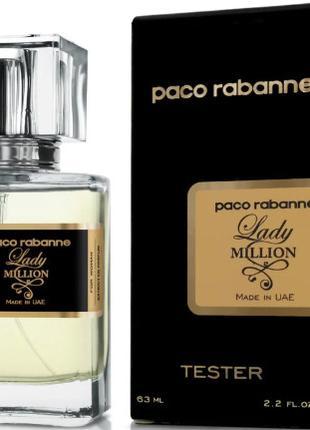 Paco Rabanne Lady Million - Tester 63ml