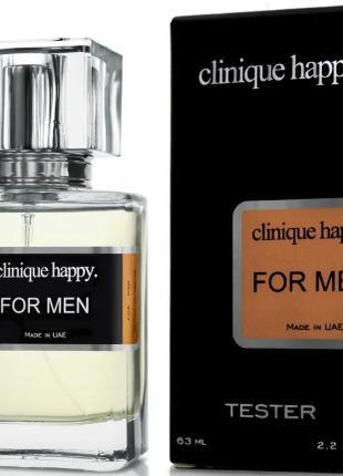 Clinique Happy for men - Tester 63ml