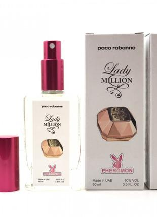Paco Rabanne Lady Million - Pheromon Color 60ml