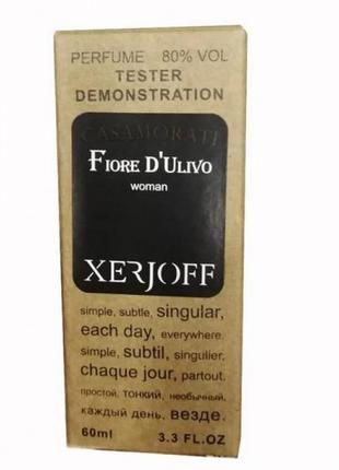 Xerjoff Fiore D'Ulivo - Selective Tester 60ml