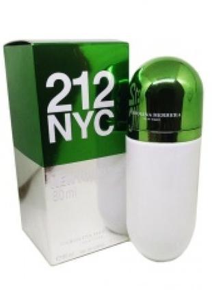 Carolina Herrera 212 NYC New York Pills edt 80ml (лиц.)
