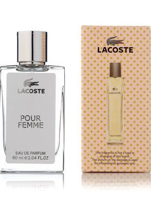 Lacoste Pour Femme - Travel Spray 60ml