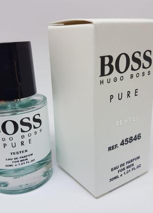 Hugo Boss Pure Масляный тестер 30 мл