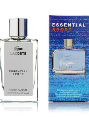 Lacoste Essential Sport - Travel Spray 60ml
