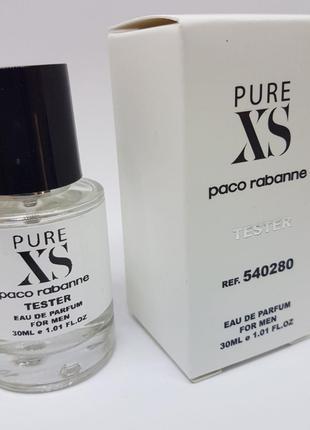 Paco Rabanne Pure XS Масляный тестер 30 мл