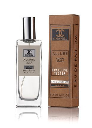 Chanel Allure Homme Sport - Exclusive Tester 70ml