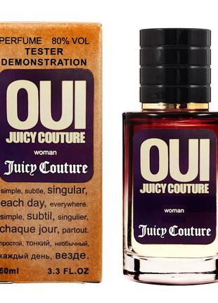Juicy Couture Oui - Selective Tester 60ml