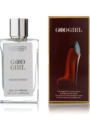 Carolina Herrera Good Girl Velvet Fatale - Travel Spray 60ml