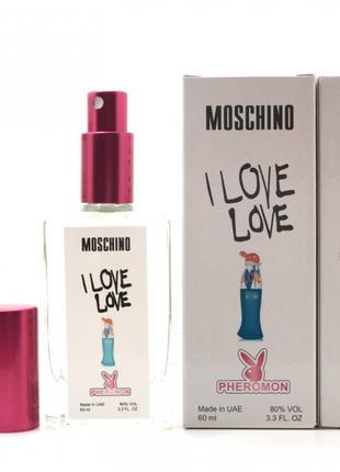 Moschino I Love Love - Pheromon Color 60ml