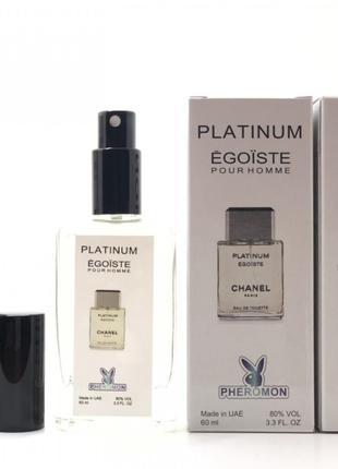 Chanel Egoiste Platinum - Pheromon Color 60ml