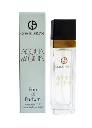 Armani Acqua di Gioia - Travel Perfume 40ml