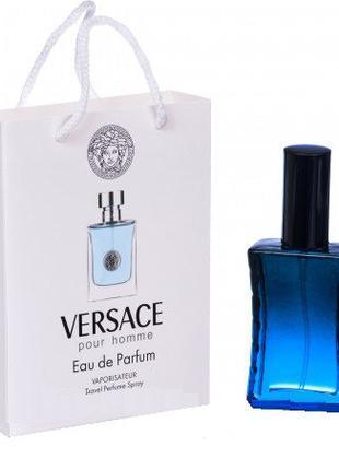 Versace Pour Homme - Travel Perfume 50ml