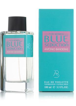 Antonio Banderas Blue Seduction For Women - Travel Spray 100ml