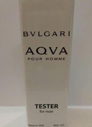 Bvlgari Aqva pour Homme - Tester 60ml