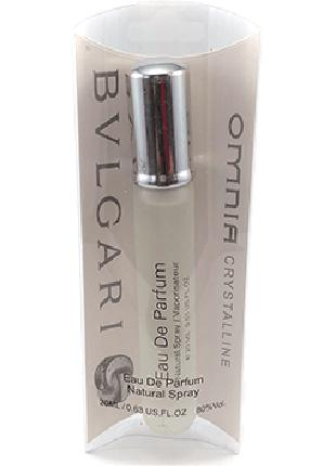 Bvlgari Omnia Crystalline - Pen Tube 20 ml