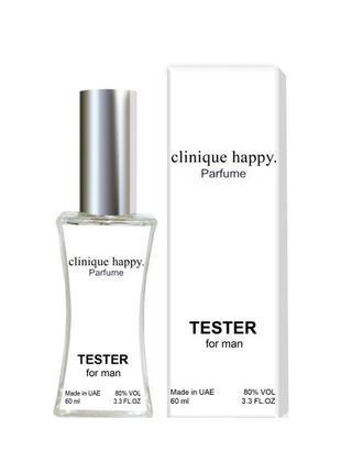 Clinique Happy For Men - Tester 60ml