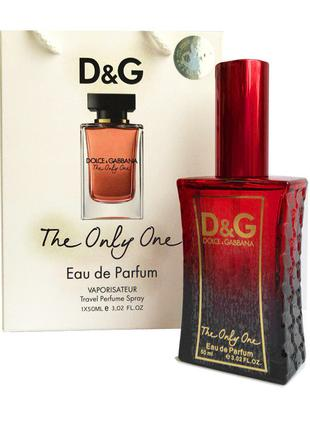 Dolce Gabbana The only one - Travel perfume 50ml