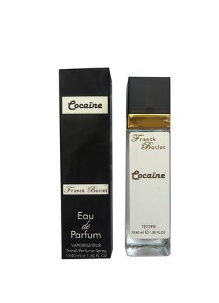 Franck Boclet Cocaїne - Travel Perfume 40ml