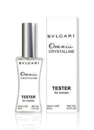 Bvlgari Omnia Crystalline - Tester 60ml