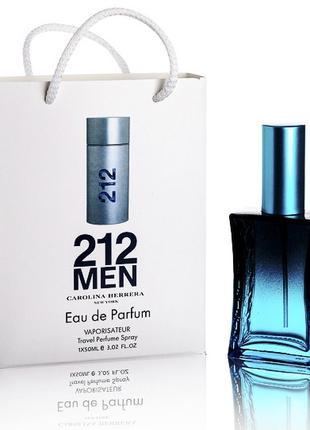 Carolina Herrera 212 For Маn - Travel Perfume 50ml
